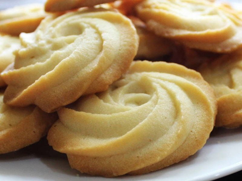 Butter Cookies Image