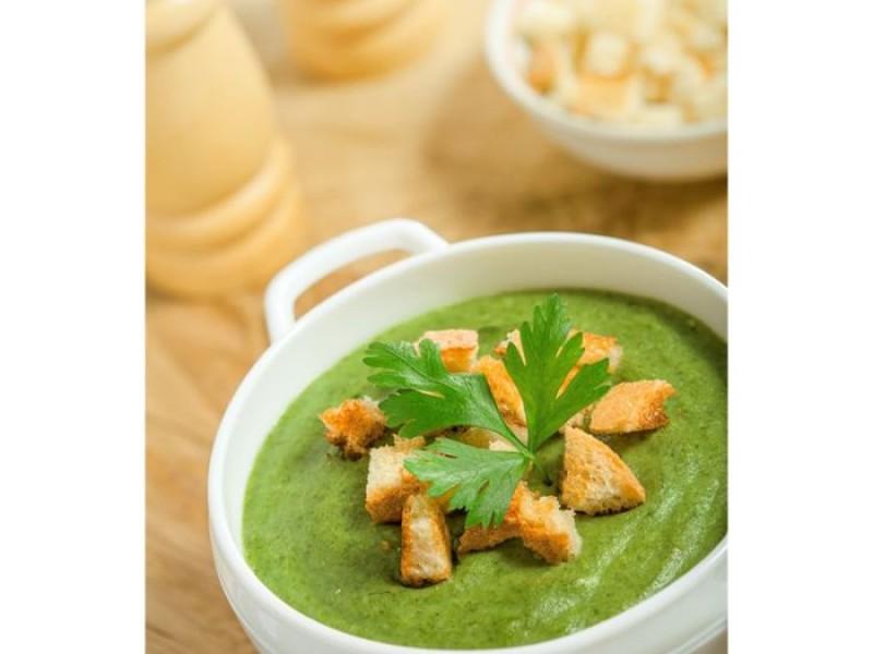 Broccoli & Cheddar Soup Image