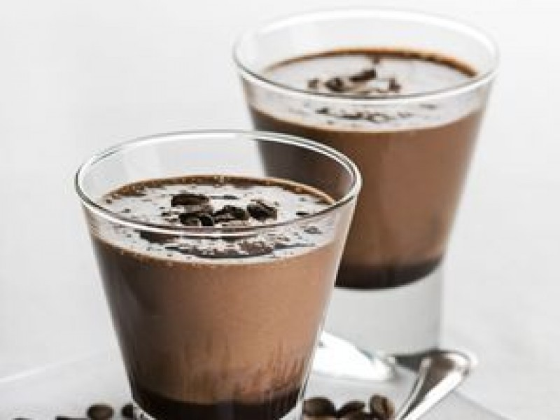 Espresso & Chocolate Mousse Image