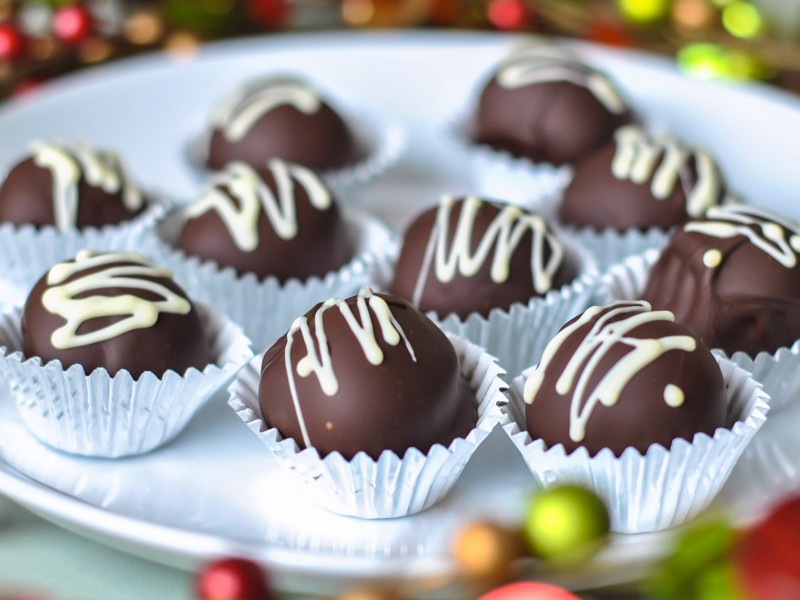 Homemade Chocolates Image