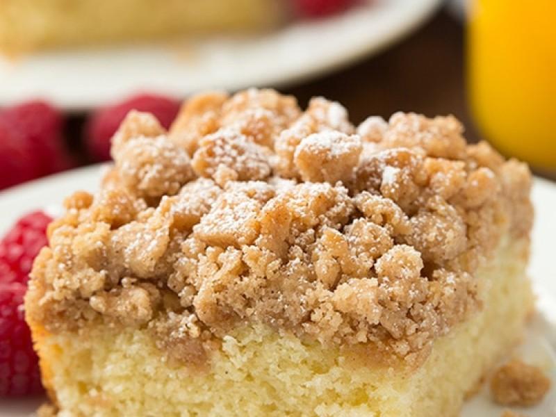 Crumb Cake Image