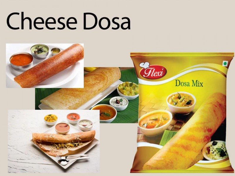 Flexi Cheesy Dosa Mix Image