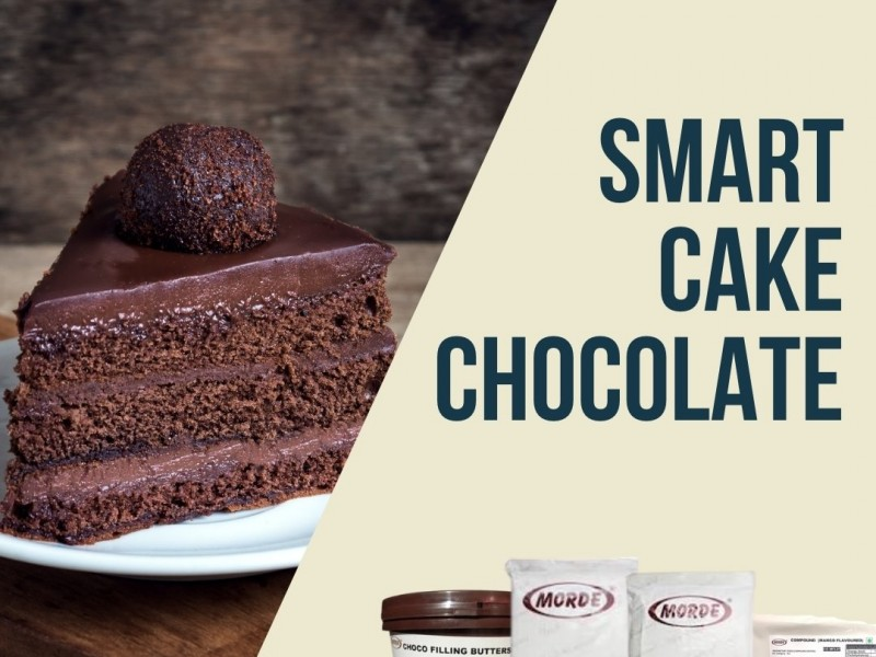 Smart Cake Chocolate Image