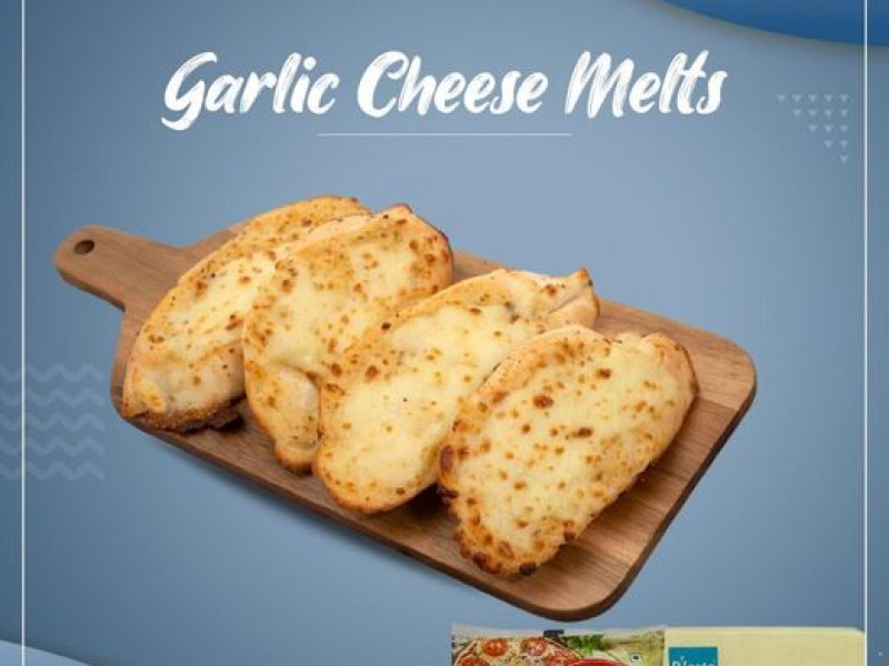 GARLIC CHEESE MELTS Image