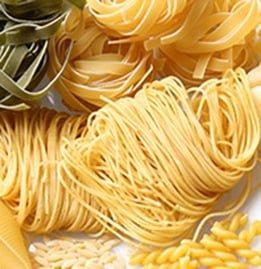 Noodle & Snacks Ingredients Image