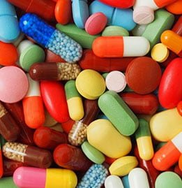 Pharmaceuticals Ingredients Image