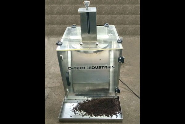Chocolate Chips Cutting Machine Image