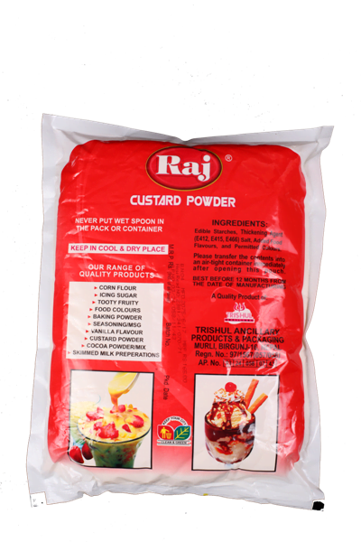 Raj Custard Powder Image