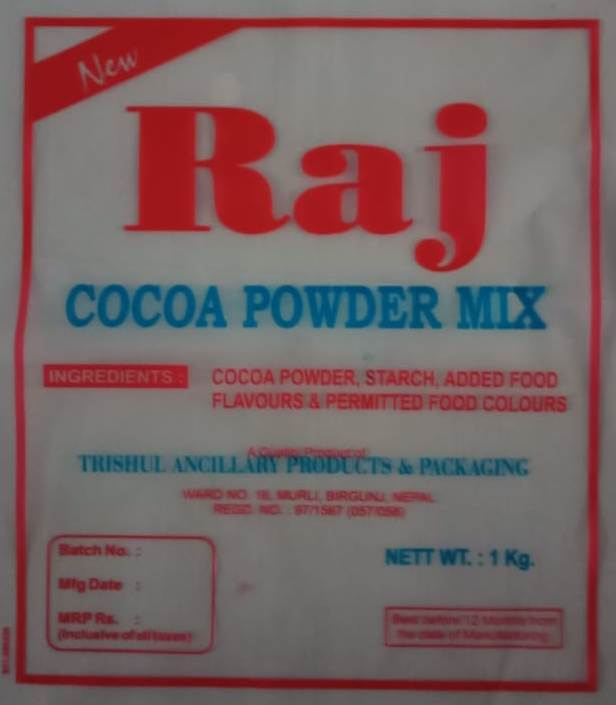 Raj Cocoa Powder Mix Image