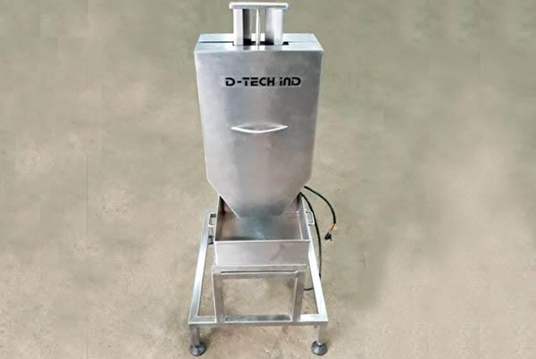 Chocolate Chips Cutting Machine Image