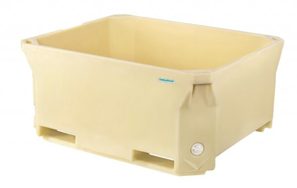 Saeplast Insulated Tub Image