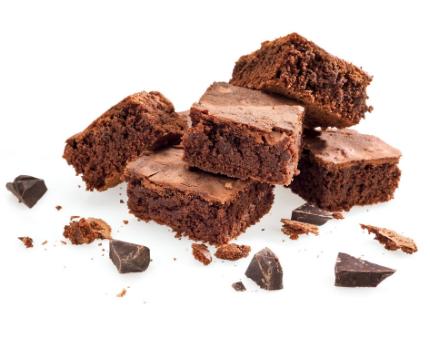 Schoko Brownie Mix- Veg Image