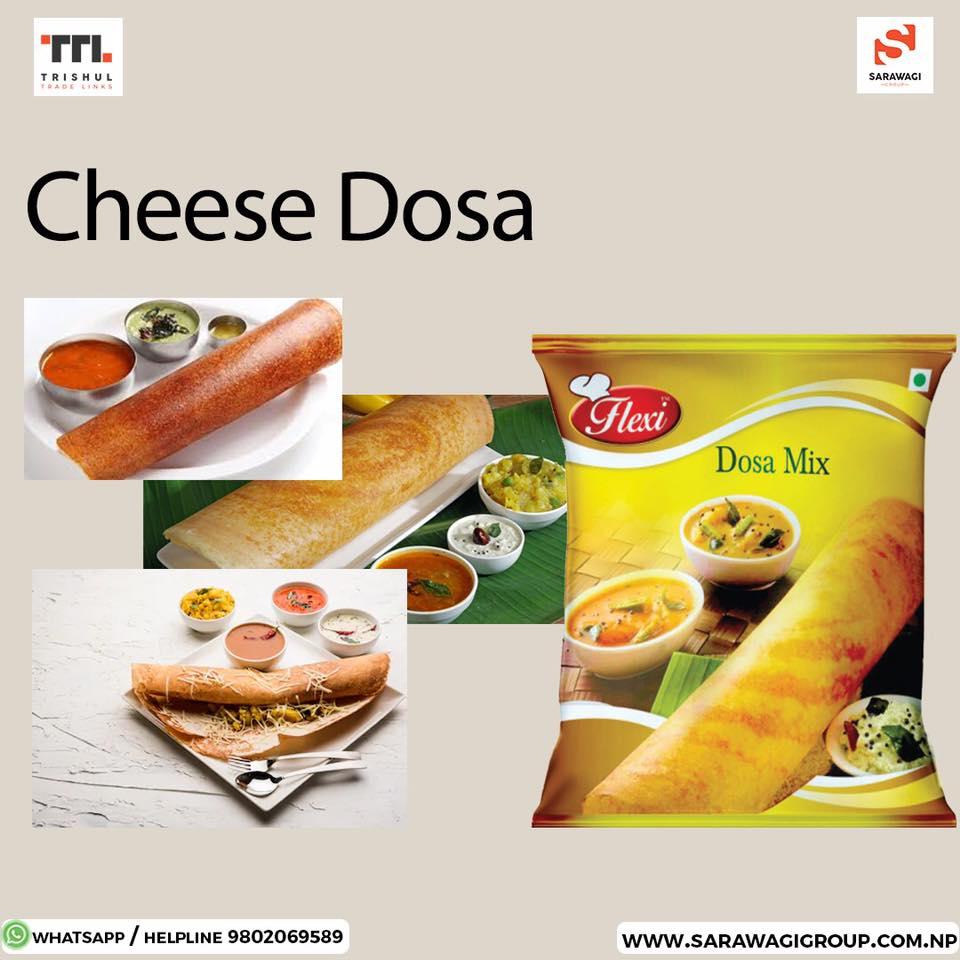 Flexi Cheesy Dosa Mix Image