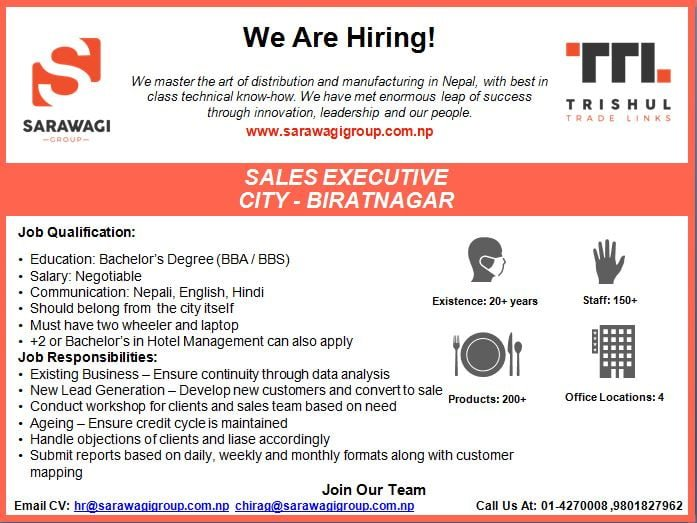Sales Executive Image