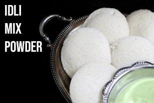 Idli premix powder