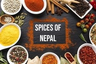 Spices of Nepal