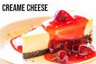 creame cheese