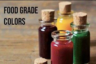 food grade colors