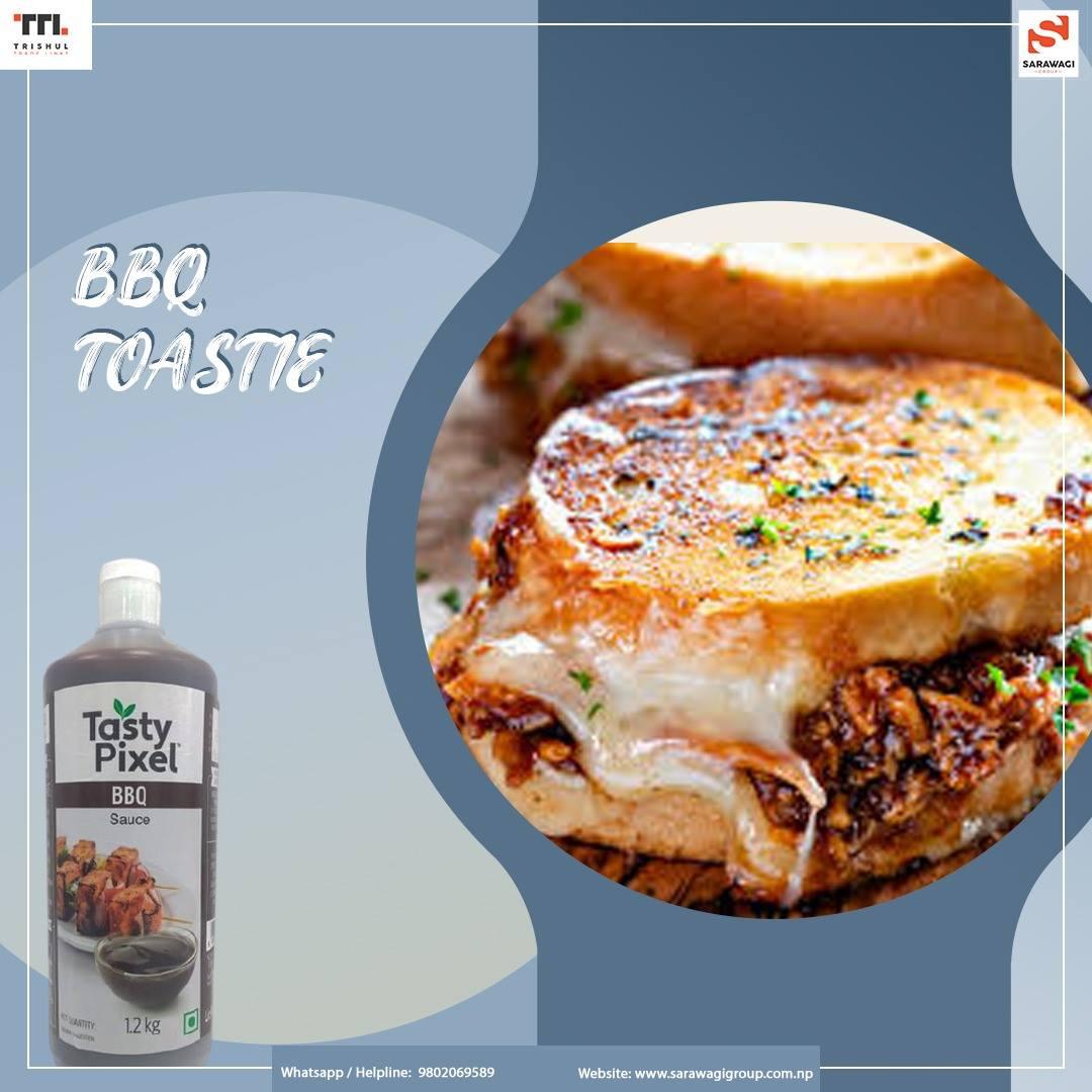 BBQ Toastie Image