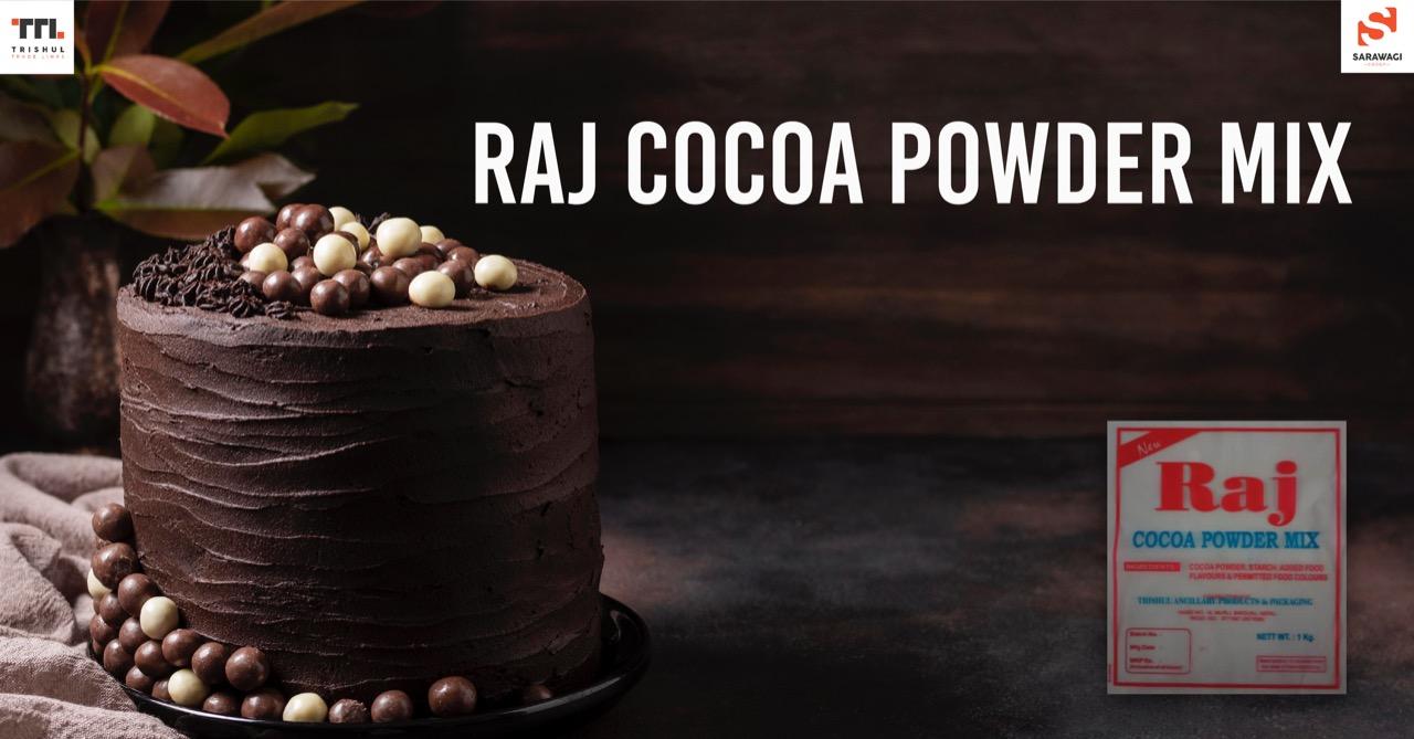 Cocoa powder in nepal