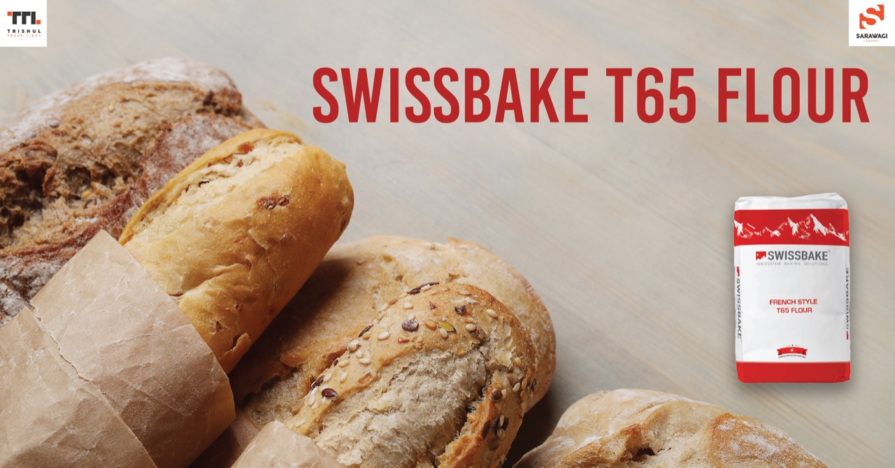 SWISS BAKE FRENCH STYLE T65 FLOUR