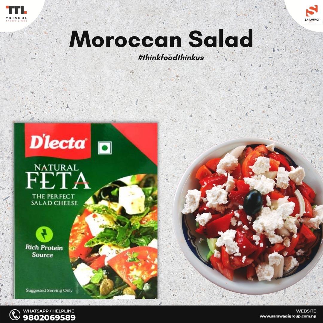Moroccan Salad Image