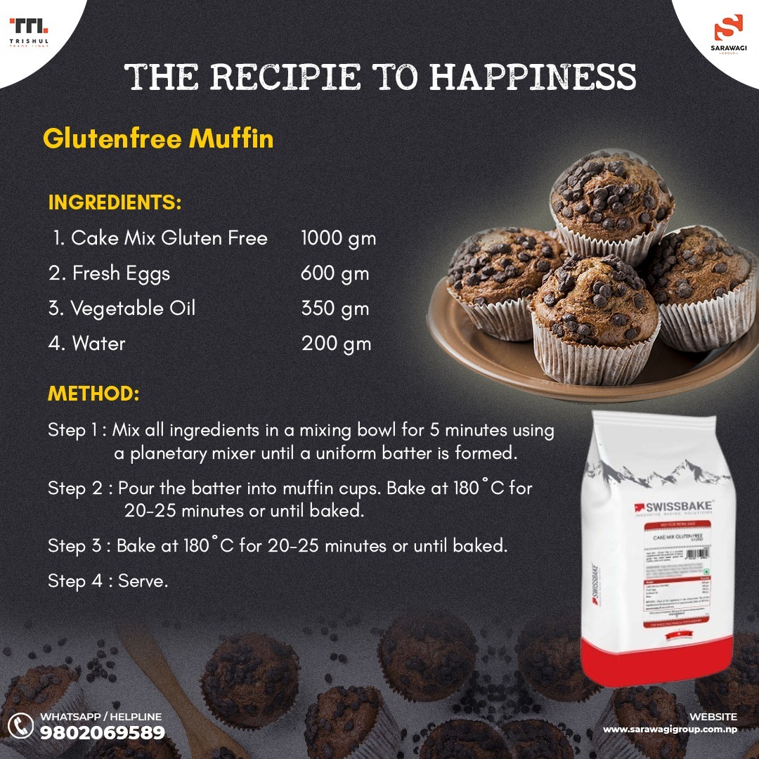 Glutenfree Muffin Image